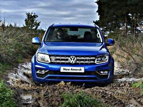 Volkswagen Amarok 3.0 V6 Cd Linea 2018 Vw 0 Km