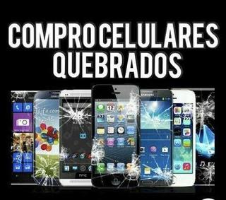 Compro Celular Quebrado, Xiaomi , iPhone, Samsung