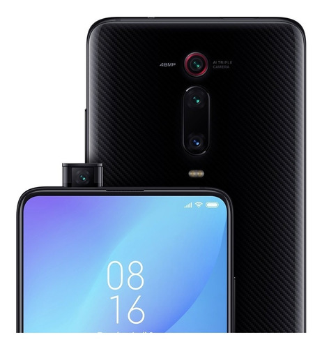 Smartphone Xiaomi Mi 9t 64gb Mem 6gb Ram 4g Dual + Película