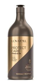 Lowell Protect Care Shampoo Power Nutri Nutrição Profunda 1l