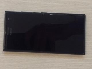 Smartphone Nokia Lumia 730 Cinza, Usado Em Excelente Estado