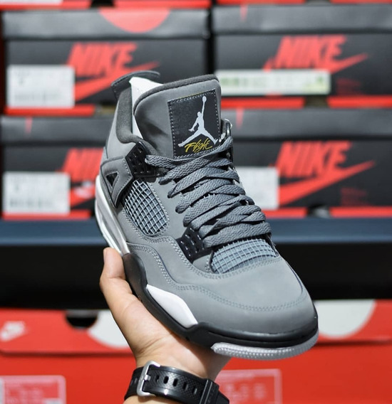 Air Jordan 4 Retro Cool Grey 2019 Release