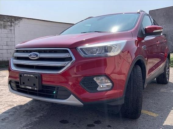 Ford Escape Titanium Ecoboost 2017
