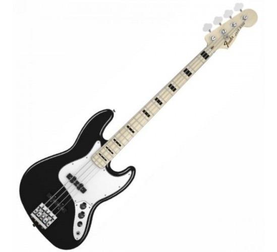 Bajo Electrico Fender Jazz Bass Geddy Lee Sgnt Btq Japon