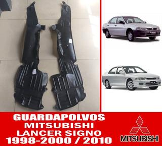Guardapolvo Mitsubishi Lancer /signo 1998 1999 2000 2010