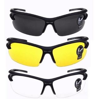 Óculos Bike Ciclismo Corrida Proteção Visão Noturna -unidade