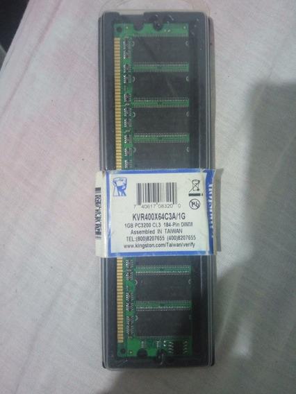 Memória Ddr 1 Pc3200,400 Mhz,184 Pin