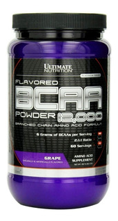 Bcaa 12000 Ultimate Powder Ultimate X 457 Grs Aminoacidos
