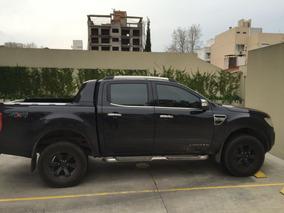 Ford Ranger Limited At 4x4 / Financio Autos De Lujo