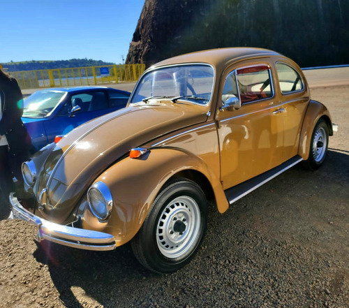 Imagem 1 de 14 de Volkswagen Fusca 1300l