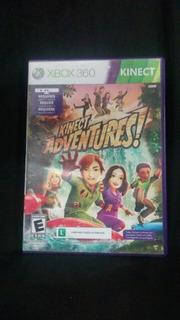 Juego Kinect Adventures Para Xbox 360