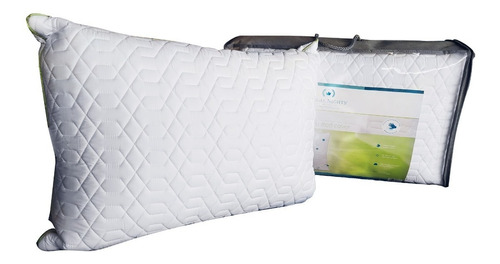 Imagen 1 de 5 de Almohada De Memory Foam Firme Perfecta Para Dormir De Lado