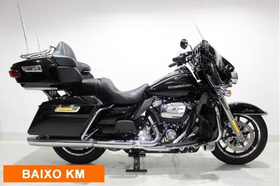 Harley Davidson Ultra Limited 2019 Preta