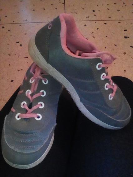 Zapatos Deportivos De Niña