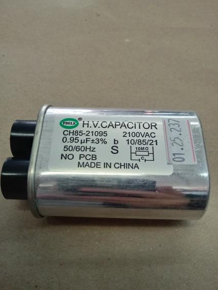 Capacitor De Microodas 0.95uf 2100vac Origimal Novo