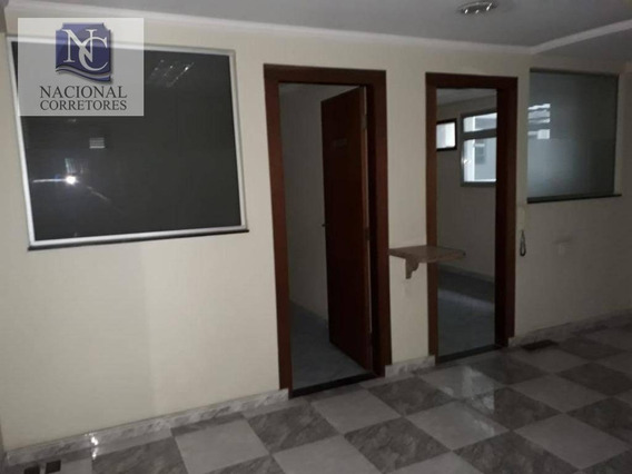 Galpão À Venda, 1280 M² Por R$ 3.500.000 - Fundação - São Caetano Do Sul/sp - Ga0631