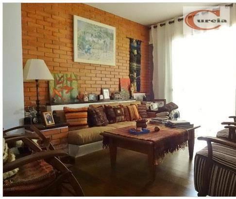 Linda Casa Com 240m² No Brooklin - Ca0092