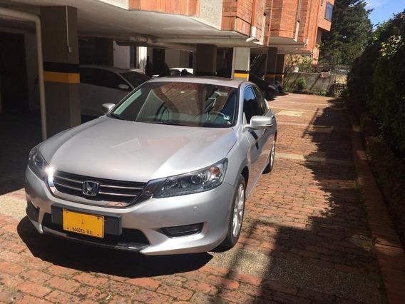 Honda Accord 4dr Ex 2014