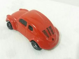 Fusca Kdf Wagen Réplica Herbie Rust Vw