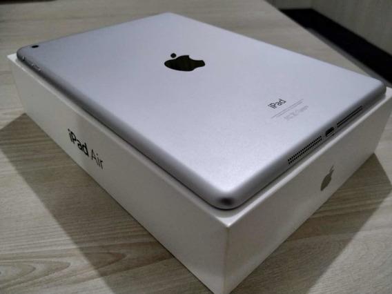 iPad Air A1474 Silver 32gb Wi-fi Estado De Novo!