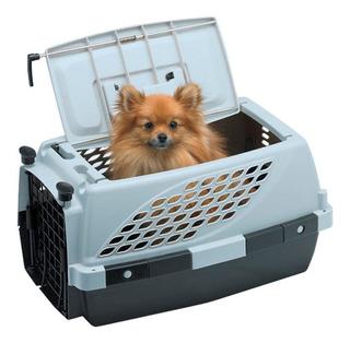Transportadora Pet Suite 23 Doble Puerta 57x38x32