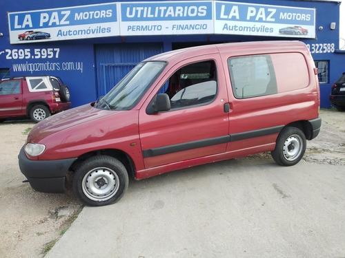Peugeot Partner Pasajeros 099322588