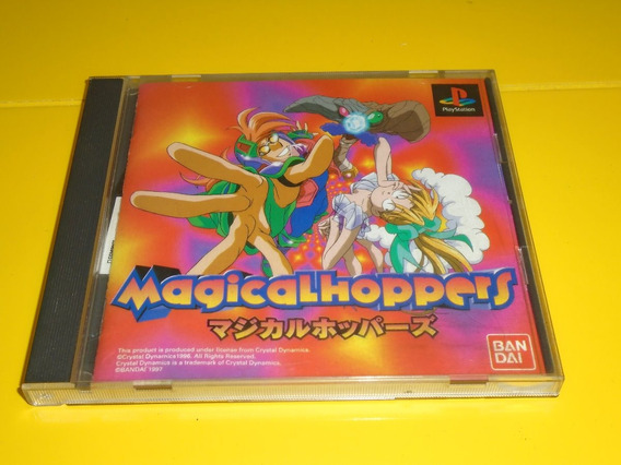 Magical Hoppers ( Pandemonium ) Completo Playstation