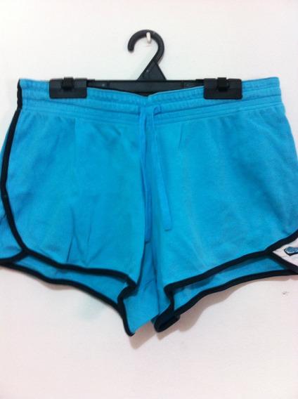 Short Nike Mujer Talle S (4-6) (36/38) Algodón