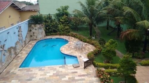 Casa Itanhaem Alto Padrão, Na Praia Do Sonho, Ref. 4008 M H