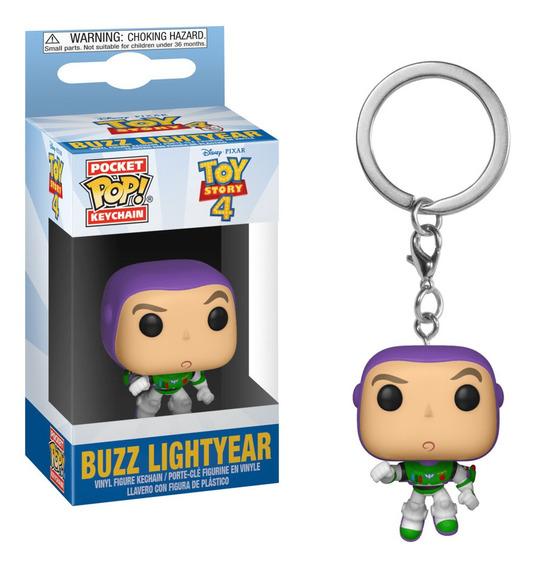 Llavero Funko Pop Keychain Toy Story 4 - Buzz Lightyear