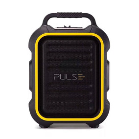 Caixa Som Multiuso Bt/fm/aux/sd/usb/mic Sp295 - Multilaser