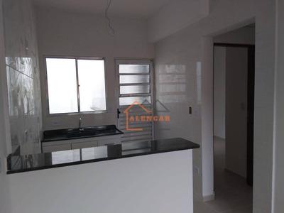 Studio Com 2 Dormitórios À Venda, 35 M² Por R$ 155.000 - Vila Nancy - São Paulo/sp - St0008