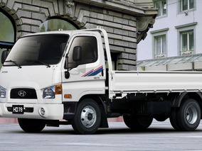 Hyundai Hd78 Chasis Con Aire Euro 4 Financia 80% A Tasa 0%
