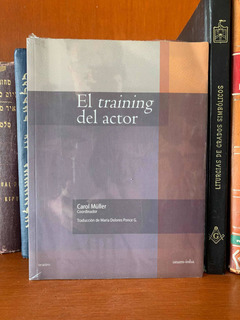 El Training Del Actor Carol Müller