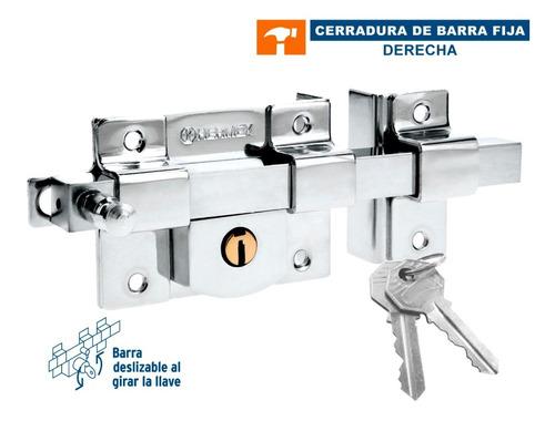 Imagen 1 de 3 de Cerradura De Barra Fija, Derecha, Hermex 43505
