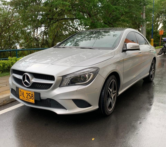 Mercedes-benz Clase Cla 180 Urban Plus 2017