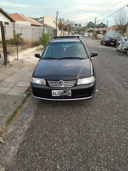 Volkswagen Parati 1.0 16v Turbo Crossover 5p 2003