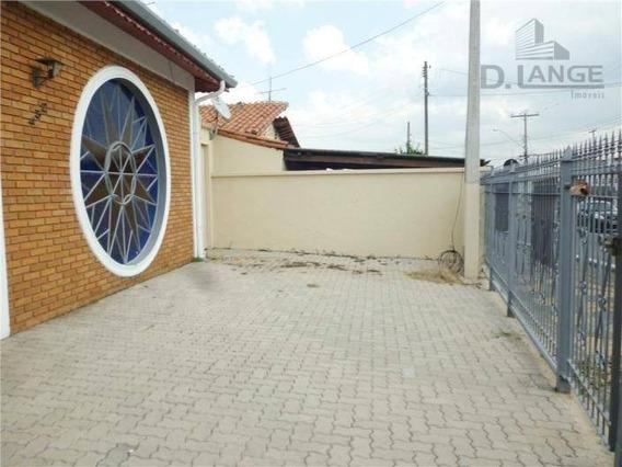 Casa Residencial À Venda, Vila Teixeira, Campinas - Ca7635. - Ca7635