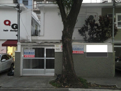 Imagem 1 de 21 de Sobrado Comercial Para Alugar Em Moema, Amplas Salas, Cozinha Com Armários, Ar Condicionado, 3 Banheiros, 2 Vagas Na Garagem, 140 M², São Paulo - So0042