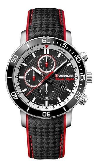 Relógio Wenger Roadster Preto 01.1843.105