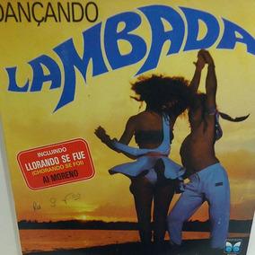Va 1990 Dançando Lambada Lp Beth Guzzo / Perla / Pinduca