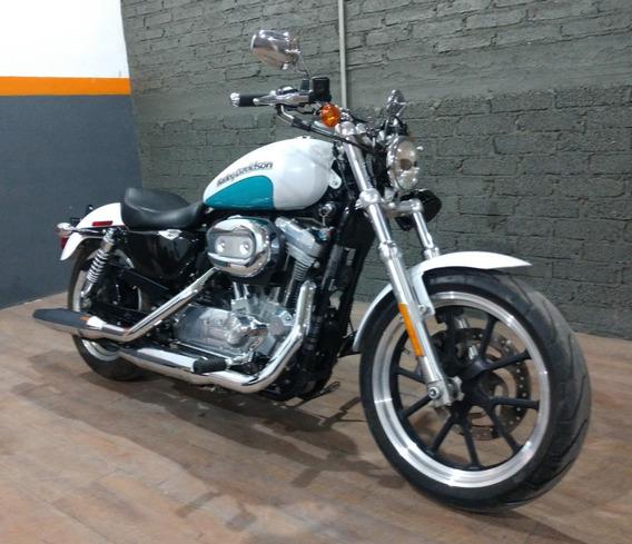Harley Davidson Sportster 883 Super Low 2016