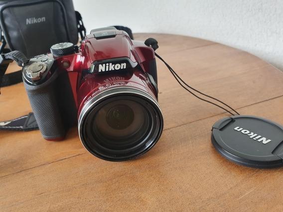 Câmera Fotográfica Nikon Coolpix P510 - Semiprofissional