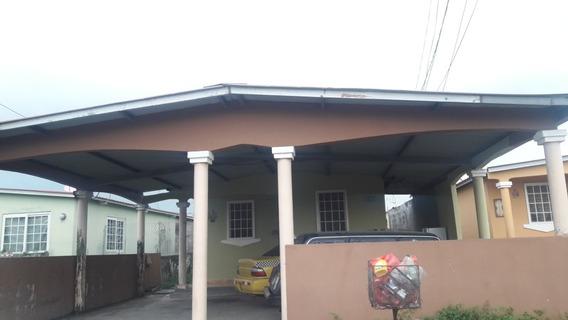 Vendo Casa En Nvo Tocumen