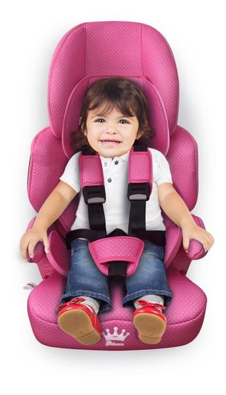 Cadeira Cadeirinha Carro Maxi Baby Care C Princesas 9 A 36kg
