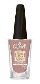 Esmalte Colorama Gel Tô Bege! 8ml