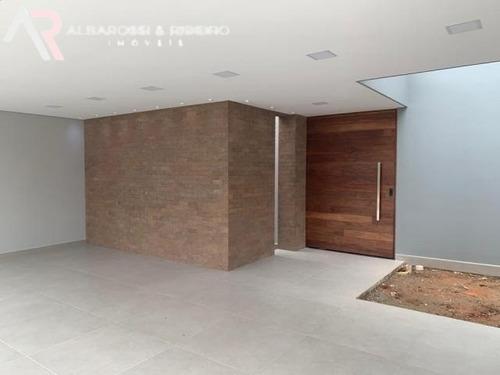 Imagem 1 de 30 de Casa À Venda, Jardim Do Paço, Sorocaba. - Sp - Ca0008_albari