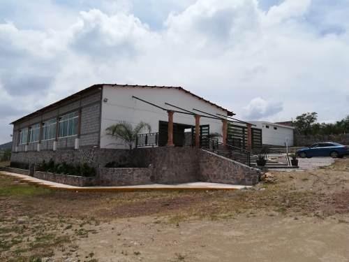 Propiedad/local En Renta En Carretera Qro-huimilpan