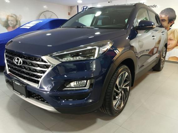 Hyundai Tucson Limited Tech 2019 Automatico 4cil
