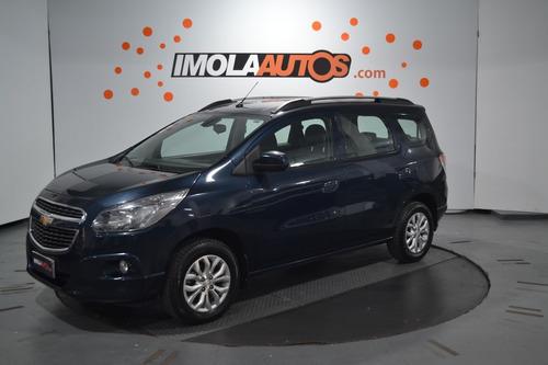 Chevrolet Spin 1.8 Ltz 7as M/t 2018 -imolaautos-